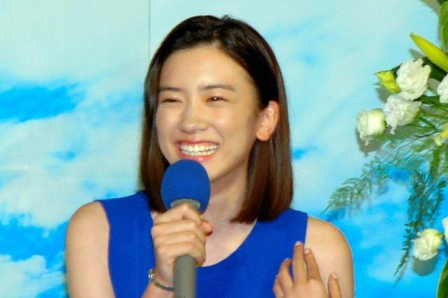 連続テレビ小説「半分、青い。」のヒロイン、永野芽郁さん