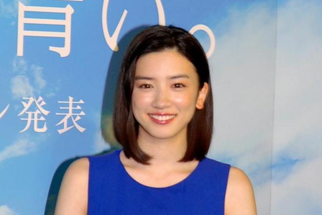 連続テレビ小説「半分、青い。」のヒロイン、永野芽郁さん。ロケ地の岐阜県ではご当地ナンバーを巡って騒動が起きていた