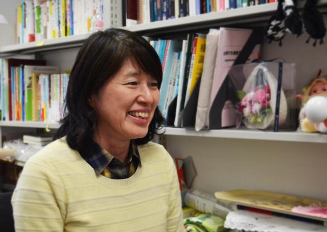 法政大学の武石教授