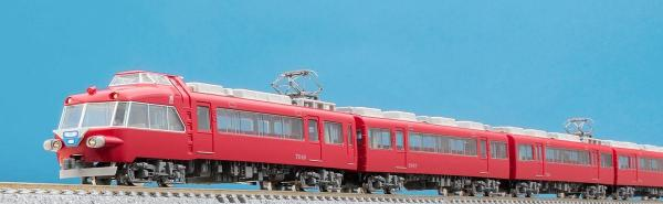 丸栄の鉄道模型展で販売される名鉄7000系パノラマカー=トミーテック提供