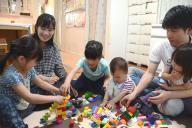 キャリアアップしながら4人を育てる池田宏美さんと浩久さん