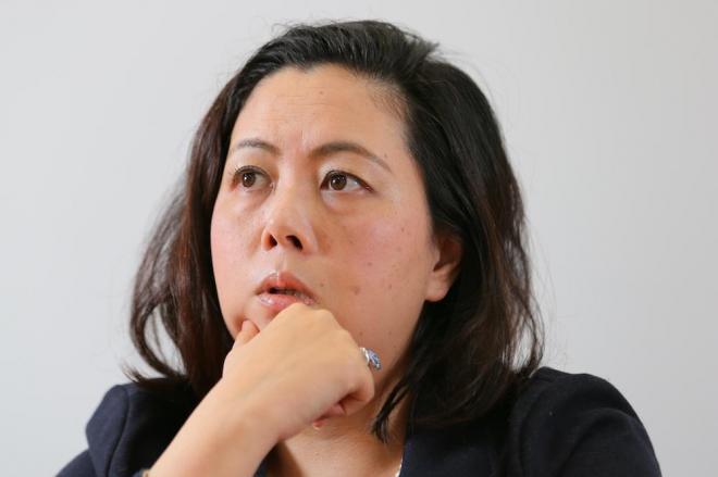 「全日本おばちゃん党」の代表代行で、大阪国際大の谷口真由美・准教授