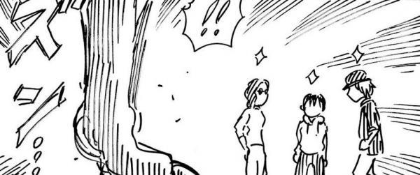 「インスタグラムのフォロワー数で強さが決まる異世界転生漫画」の一場面