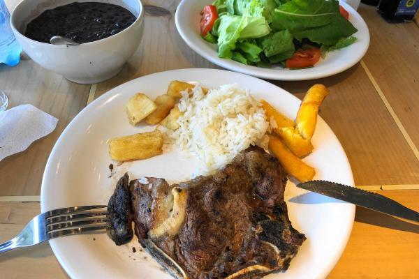 ブラジルの肉料理2
