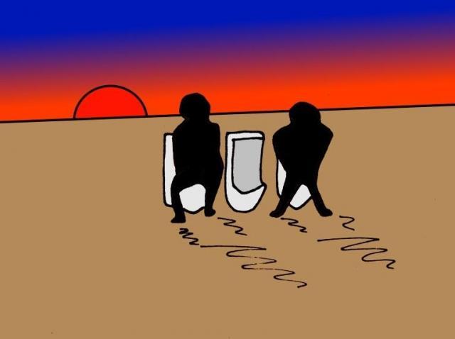 快適なトイレ空間?