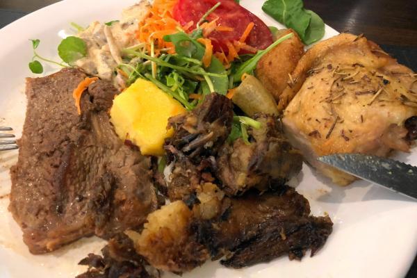 ブラジルの肉料理1