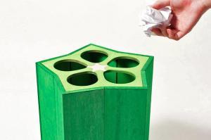 これぞ本当のオクラ入り! 没ネタ捨てるゴミ箱が面白い 作者に聞く