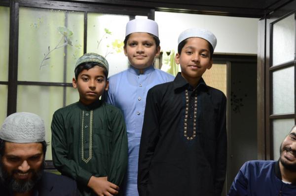 日本の公立小学校に通うムスリム小学生。「土日に少しずつ断食の練習中です」