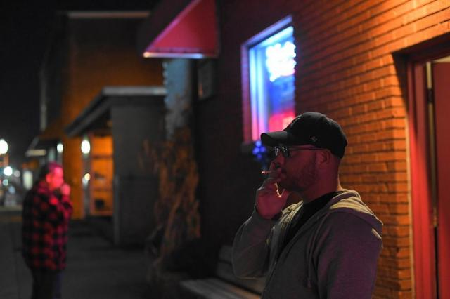 オハイオ州の喫煙者