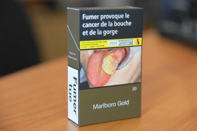 フランスのタバコ