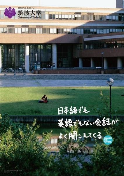 日本語でも英語でもない会話がよく聞こえてくる(2010年度)