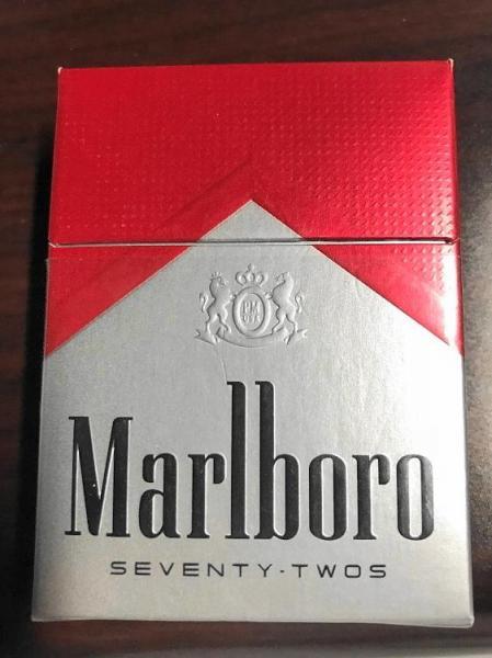 アメリカのタバコ(表)