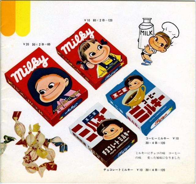 1960年ごろのカタログの画像