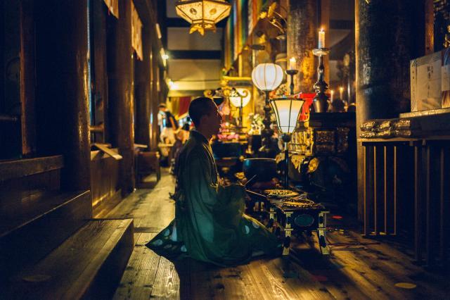 清水寺の千日詣り=2017年8月、京都市東山区、写真家・須藤和也さん提供