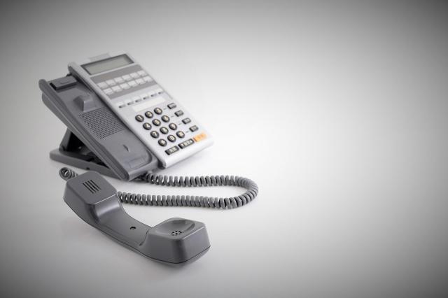「固定電話ってどのくらいの人が持っているの?」 ※画像はイメージです