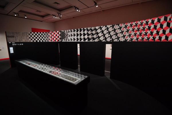 上野の森美術館で開催されている「ミラクル エッシャー展」