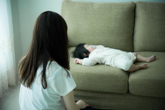 「産後うつ」を防ぐにはちょっとした気遣いが大事だという ※画像はイメージです