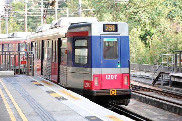 香港の「軽鉄」