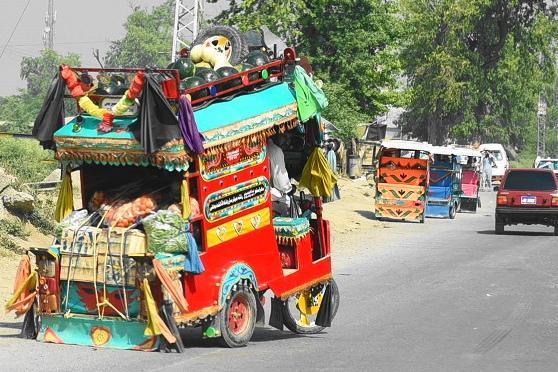 パキスタンの「チンチー」