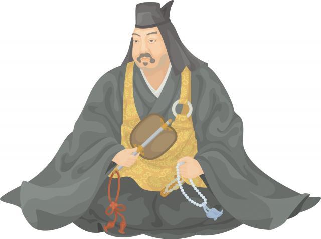 上杉謙信のイラスト