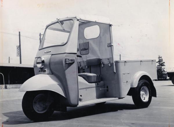 1957年に発売された「ミゼット」