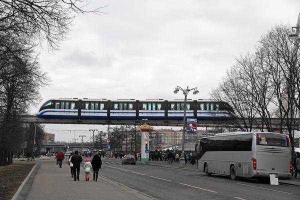 モスクワのモノレール