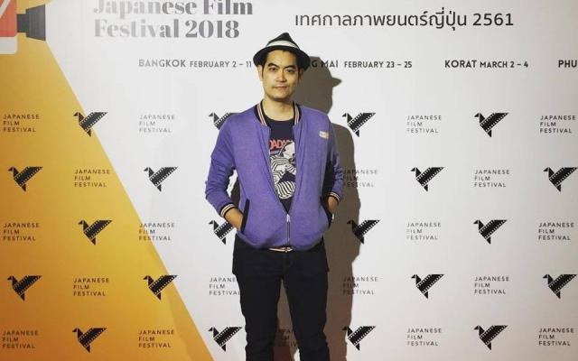 「日本通」としても知られる、作家のヌッタポーンさん。タイと日本の音楽文化を比較しながら語ってくれました
