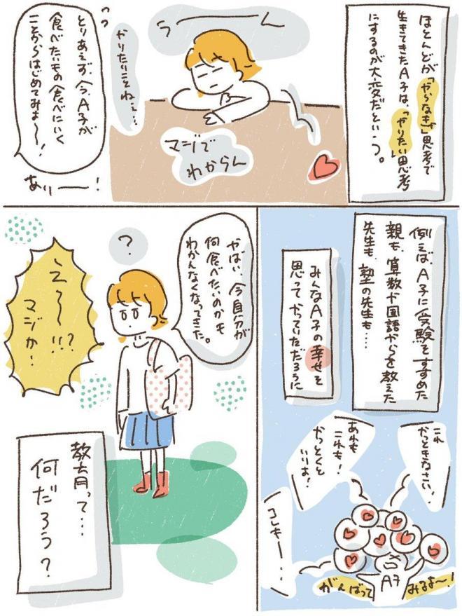 Marinaさんが描いた漫画(4ページ目)
