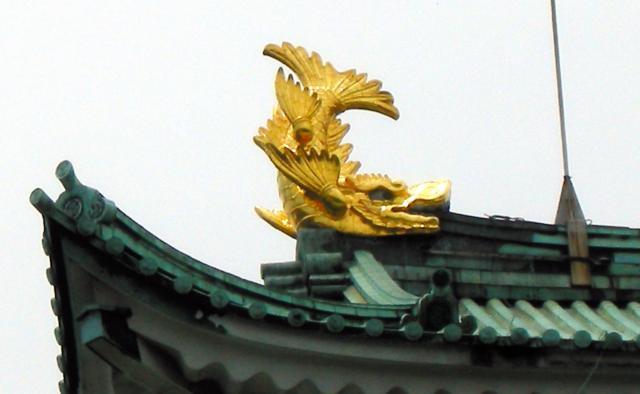 名古屋といえば名古屋城、という認識は一致していたようです =都築和人撮影
