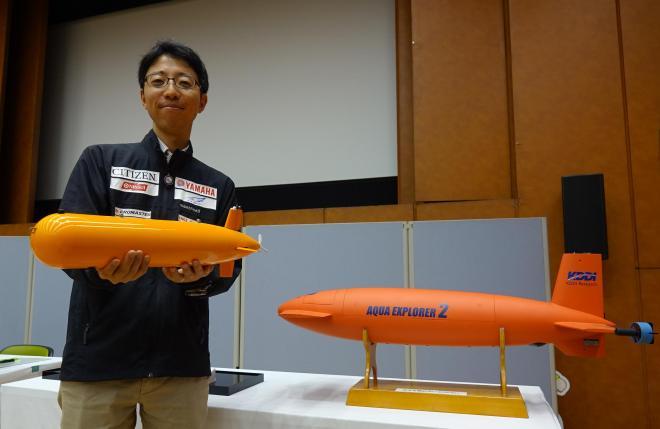 「Team KUROSHIO」共同代表の一人、大木健さん