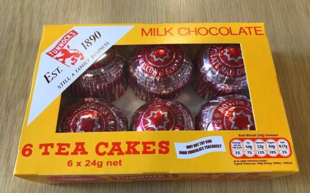 イギリス・タノックス社の「ティーケーキ」