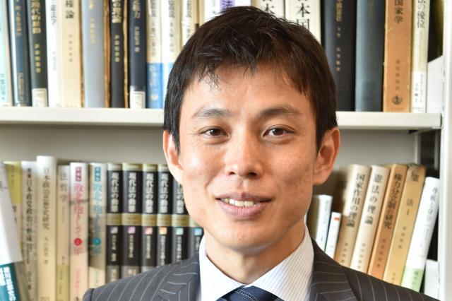江藤祥平・上智大准教授