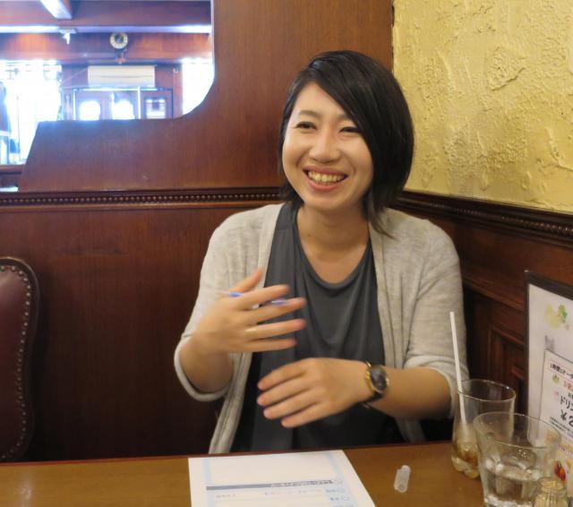 山口さんは、現在一緒に暮らすパートナーとの出会いも振り返って話してくれました