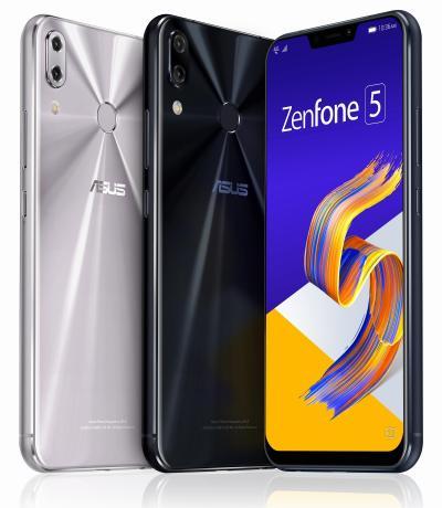 ASUSのスマホ「ZenFone5」