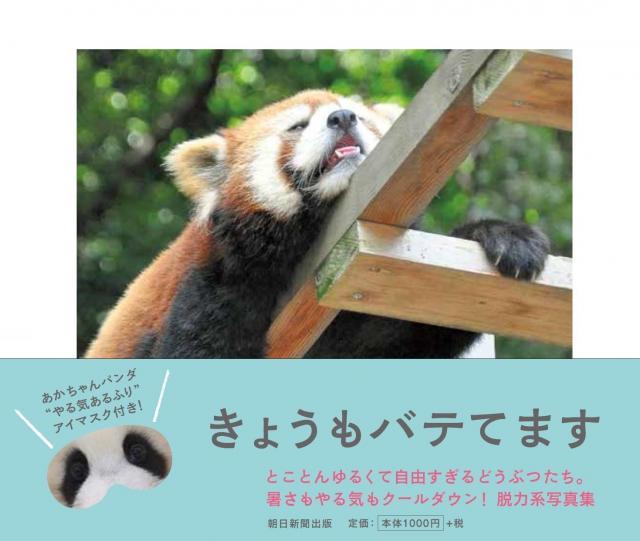記事の写真は『きょうもバテてます』(朝日新聞出版)から引用しました(写真=朝日新聞社)