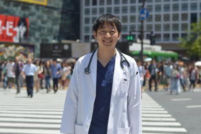『医者の本音』を書いた中山祐次郎さん