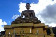 ブータンのいちおしデートスポット「ブッダポイント」