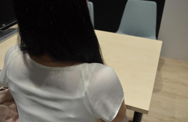 「自分が学校に行けなくなって、深く考えるようになった」と話すヒカリさん