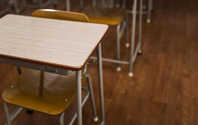 中学校でも続いたいじめ、先生も助けにならなかったという ※写真はイメージです