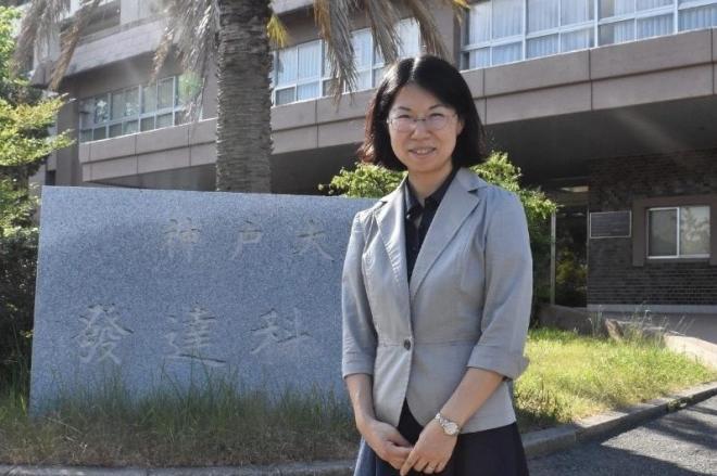 「生活綴方(つづりかた)」について研究してきた神戸大大学院准教授の川地亜弥子さん