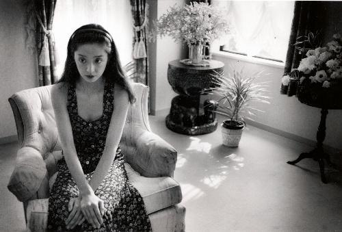 バレリーナ・草刈民代さん=1994年7月30日