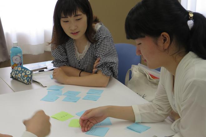 生きづらさについて考える関西学院大学の学生