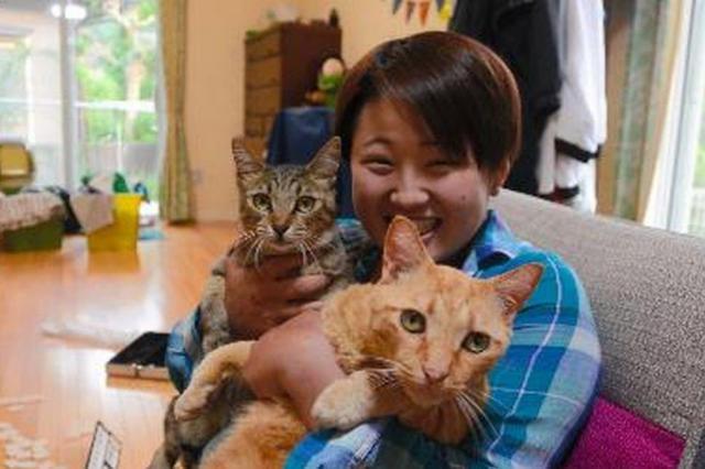 佐々木那奈さんとトラとキイ