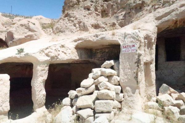 売り出し中の洞窟