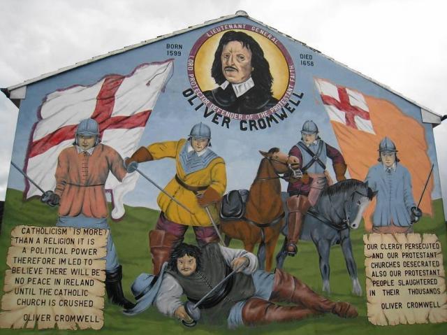 17世紀にクロムウェルの率いた清教徒革命で、当時のイングランド王は処刑。カトリック勢力は厳しく取り締まられた