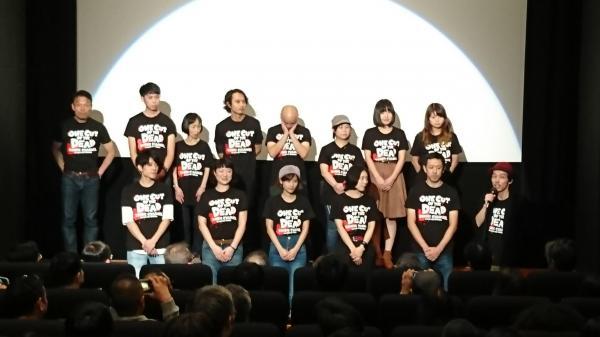 昨年11月に上映された映画館「新宿K'sシネマ」(東京)で。「映館数が200館近くに迫る事態は夢のよう」と語る合田さん