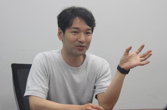 北星学園余市高校の田中亨さん。生徒からは「とおるちゃん」と呼ばれることも
