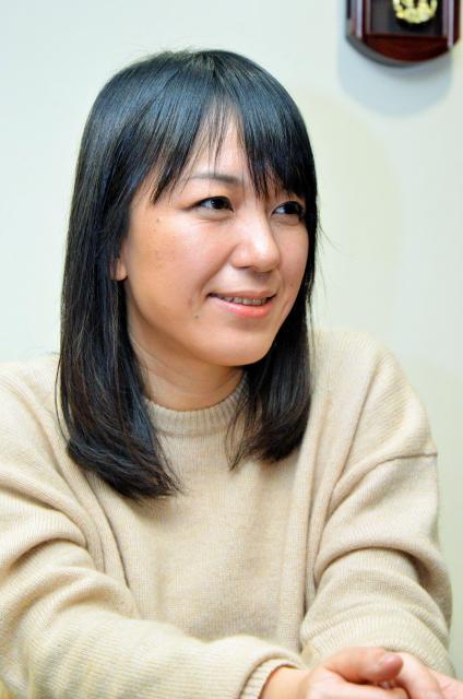岡田麿里さん