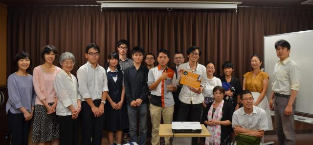 町田会場のスタッフや参加した人たち
