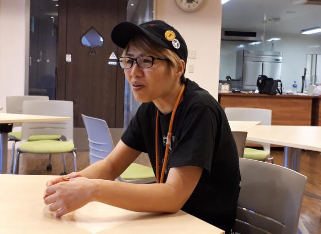 芦屋会場を主催した三浦悠生さん
